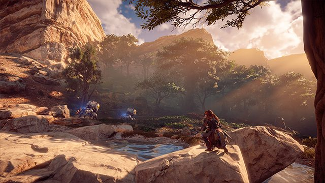 Does Horizon Zero Dawn PC use DLSS 2.0