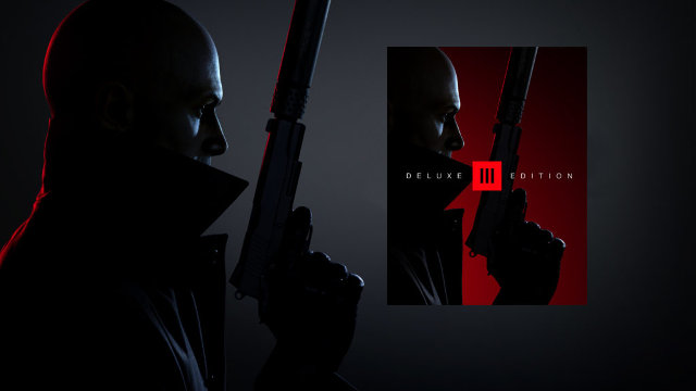 Hitman 3 Pre-Order Guide box art