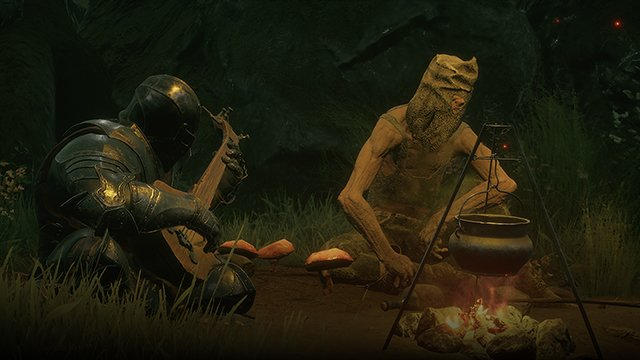 Are there bonfire checkpoints in Mortal Shell?