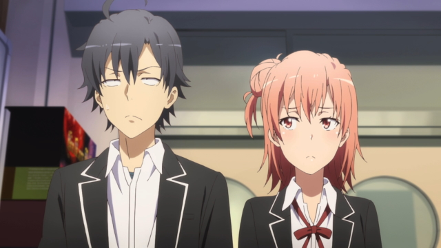 My Teen Romantic Comedy Snafu Climax episode 8