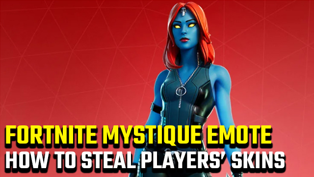 Mystique Fortnite emote