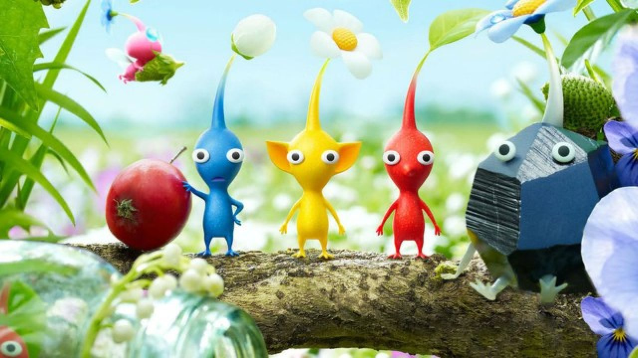 Pikmin 3 Pulled From Wii U Eshop In Anticipation Of Switch Release Gamerevolution