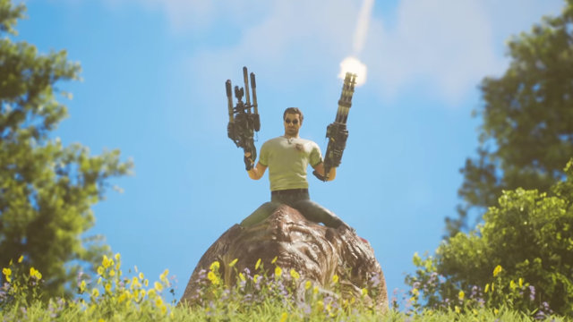 Serious Sam 4 release date delayed September 2020 PC guns