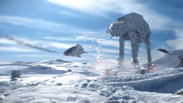 Star Wars Battlefront 2 1.51 Update patch notes Hoth