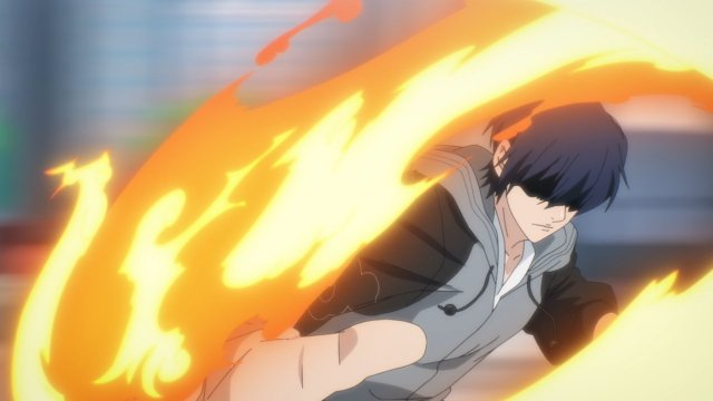 The God of High School episode 8