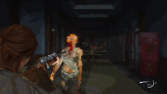 The Last of Us 2 permadeath pixels