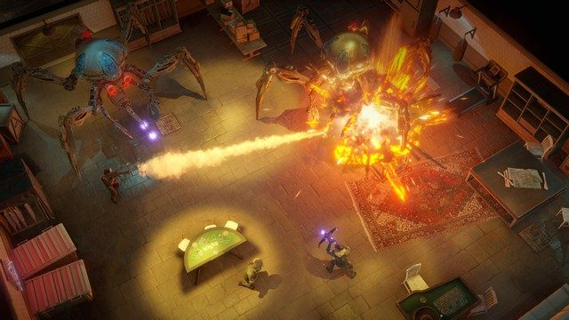 Wasteland 3 Review More Robot Fight