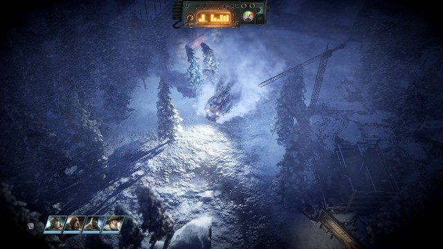 Wasteland 3 Review Vehicle