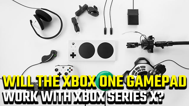 Will Xbox One Controllers Work with Xbox Series X