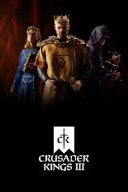 Box art - Crusader Kings 3