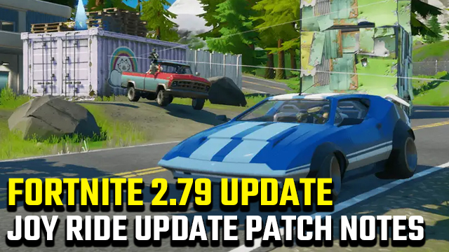 fortnite 2.79 update patch notes 13.40 pc
