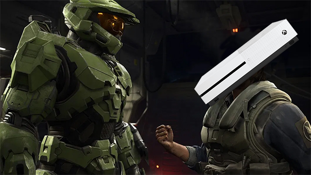 Halo Infinite Xbox One version still in the works, despite 'leaks'