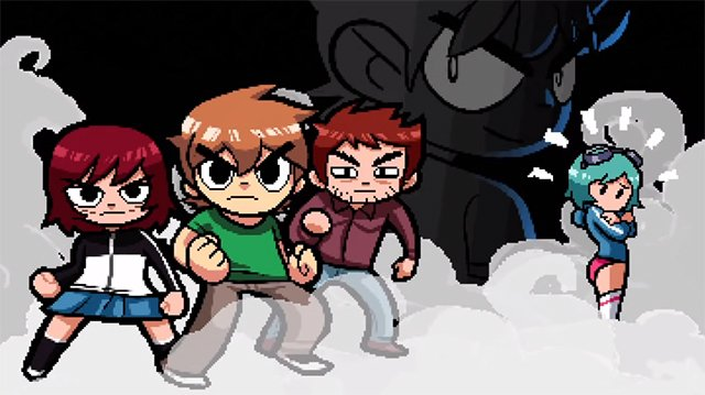 The Scott Pilgrim game re-release might actually be happening