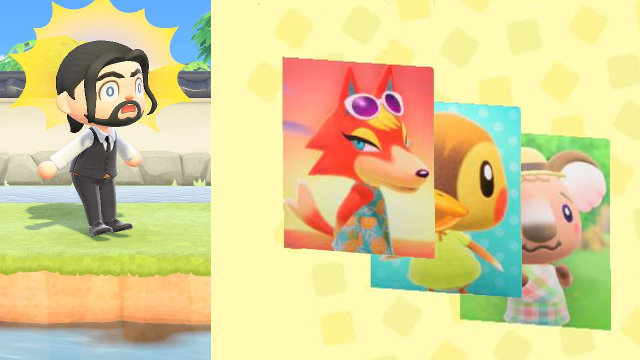 Animal Crossing posters removed Nook Shopping catalog shocked