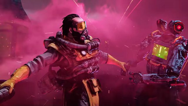 Apex Legends 1.46 Update patch notes Caustic and Pathfinder