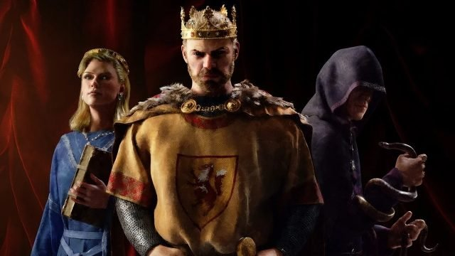 Crusader Kings 3 - How many GB download size?