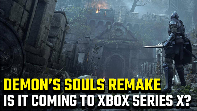 Demon's Souls Xbox Series X