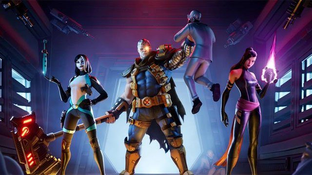 Fortnite 2.84 Update Patch Notes