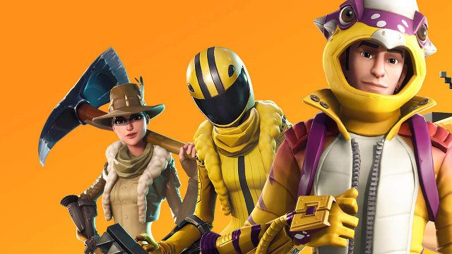 "Fortnite ""Temporarily Remove Apps to Install the Software Update"" yellow"