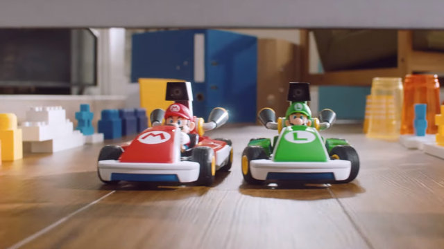 How much does Mario Kart Live cost? karts