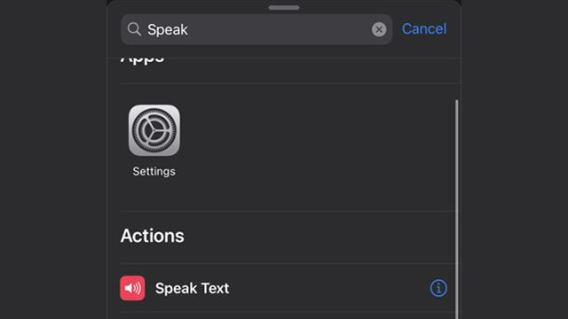 How to make Siri say things in iOS 14