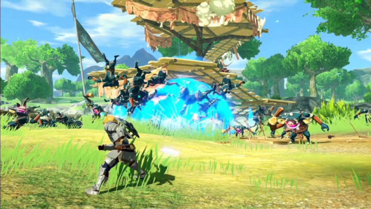 When Is The Hyrule Warriors Age Of Calamity Release Date Gamerevolution
