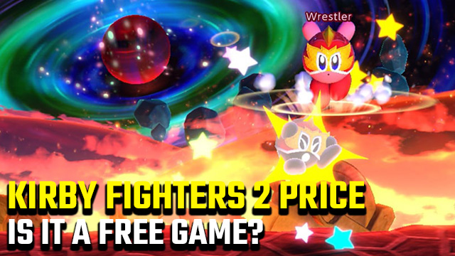 Is Kirby Fighters 2 free?