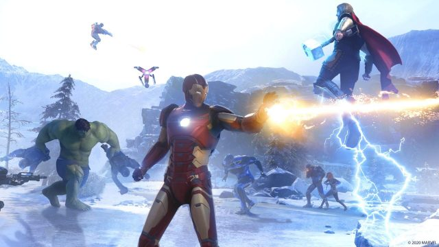 Marvel's Avengers 1.07 Update Patch Notes