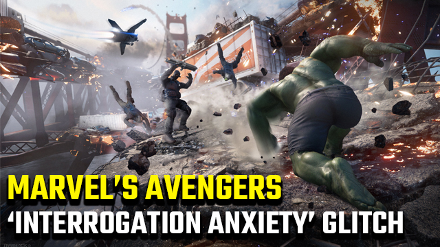 Marvel's Avengers Interrogation Anxiety glitch
