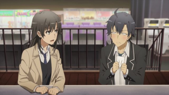 My Teen Romantic Comedy Snafu Climax episode 12