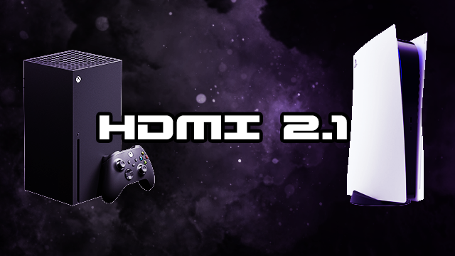 PS5 and Xbox Series X HDMI 2.1 features