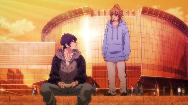 The God of High School episode 11