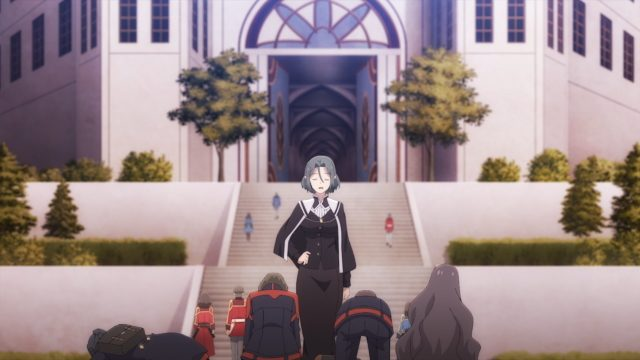 The Misfit of Demon King Academy episode 11