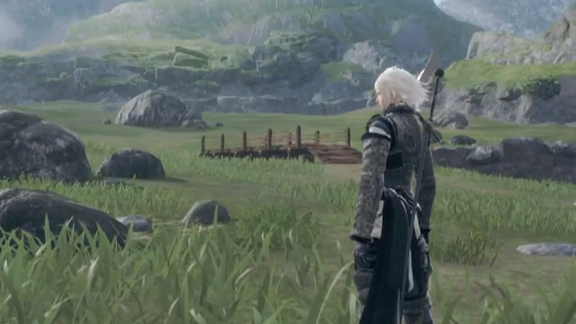 What is Nier Replicant? Remake Remaster Prequel standing