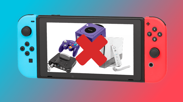 Will Nintendo use its Switch N64 Gamecube and Wii emulatiors