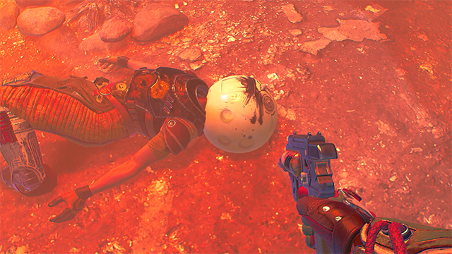 How to find Charles from Accounting in The Outer Worlds Peril on Gorgon DLC