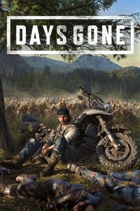 Box art - Days Gone