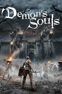 Box art - Demon's Souls remake