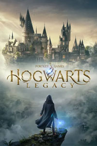 Box art - Hogwarts Legacy