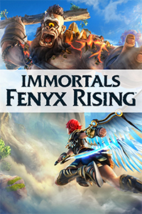 Box art - Immortals Fenyx Rising