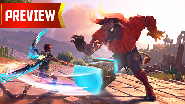 Immortals Fenyx Rising Preview | 'Like a fusion of BOTW and Assassin's Creed Odyssey'