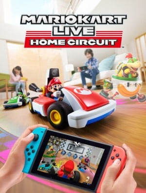 Box art - Mario Kart Live: Home Circuit