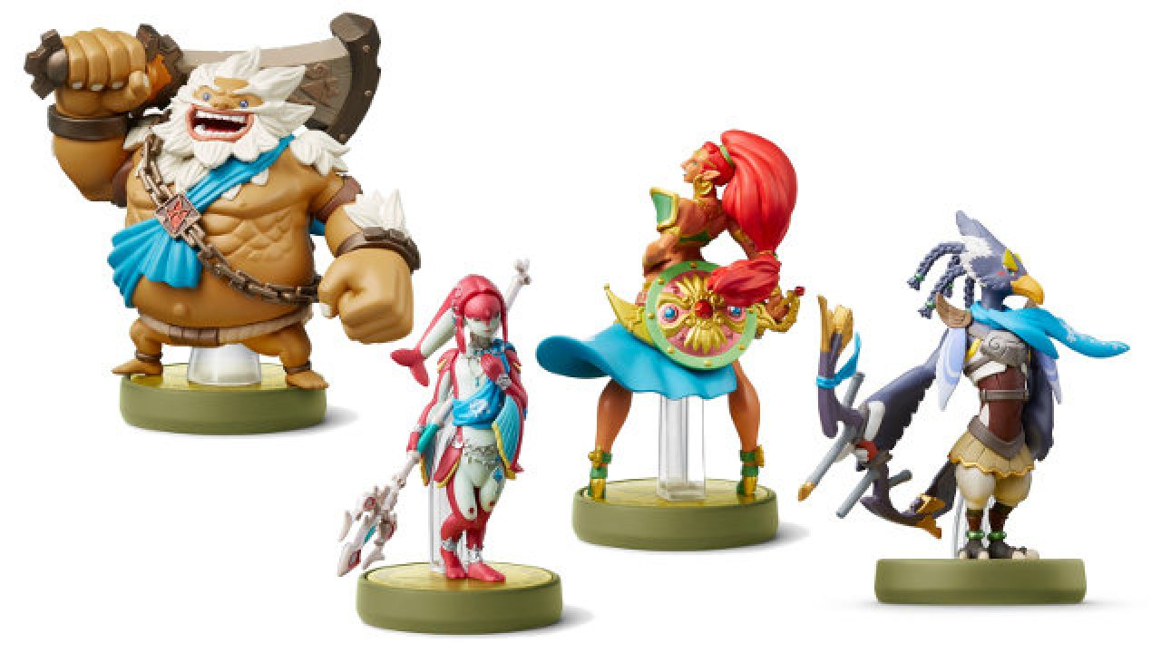 New Hyrule Warriors Age Of Calamity Amiibo Are Coming On Launch Day Gamerevolution