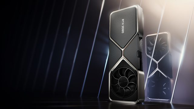 GeForce RTX 3080 Specifications