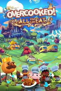 Box art - Overcooked! All You Can Eat