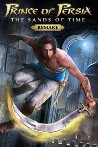 Box art - Prince of Persia: The Sands of Time Remake