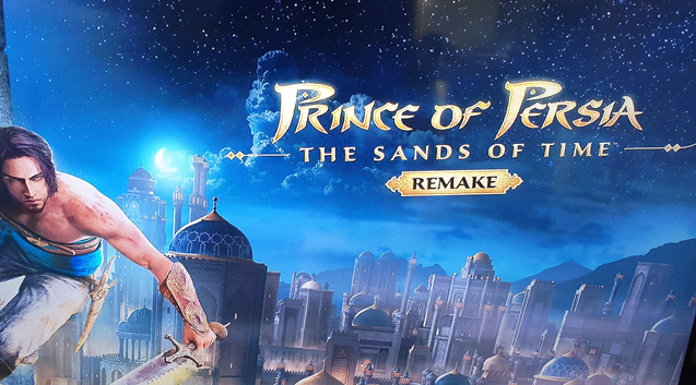 prince of persia sands of time remake uplay