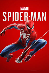 Box art - Spider-Man (2018)