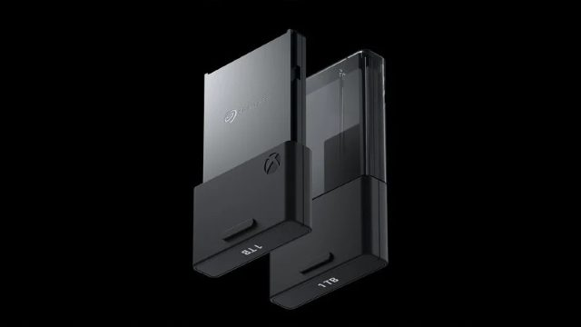 what is the biggest Xbox Series X and S expansion card
