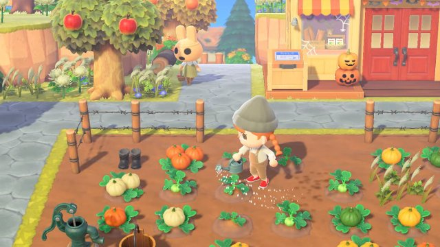 Animal Crossing: New Horizons Acorn recipes and uses